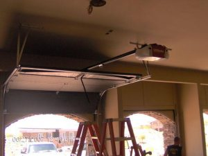 Garage Door Opener Installation Lake Zurich